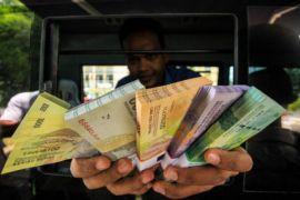 Penukaran uang baru maksimal Rp3,7 juta/orang