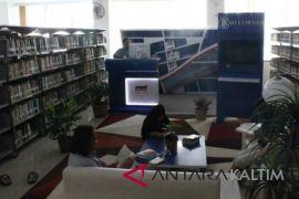 Perpustakaan Kaltim kembangkan BI Corner
