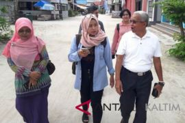 Dana Desa Derawan biayai kursus bahasa Inggris