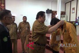 Bupati Paser terima 218 mahasiswa KKN Unmul