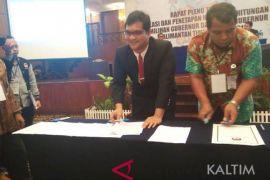 KPU Kaltim agendakan pleno penetapan pemenang pilkada