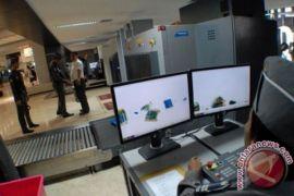 Asrama Haji Batakan Balikpapan dipasangi mesin x-ray