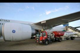 2.070 KL avtur dukung penerbangan haji di Bandara Balikpapan