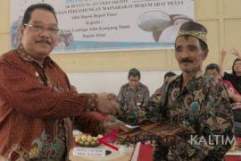 Kampung Mului ditetapkan sebagai Masyarakat Hukum Adat