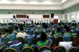 249 JCH Paser tiba di Embarkasi Balikpapan