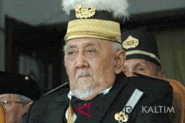 Sultan Kutai Kartanegara tutup usia