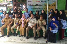 Pupuk Kaltim beri pelatihan manajemen koperasi bagi KUBe Mekarsari