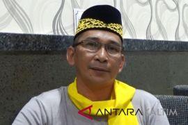 Arbain terpilih menjadi  Ketua Lembaga Adat Paser