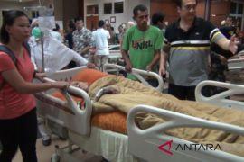 Puluhan pasien RSUD Samarinda dievakuasi