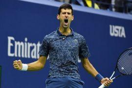 Djokovic samai rekor Sampras rebut gelar Grand Slam ke-14
