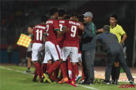 Indonesia lolos perempat final Piala Asia U-16