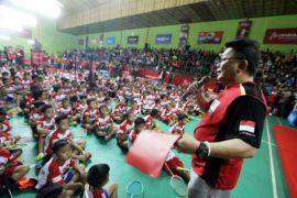 Penajam Resmikan Sarana Pembinaan Atlet Muda Berbakat
