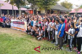 500 siswa Mahulu deklarasi anti hoaks