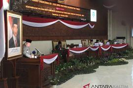 Gubernur Kaltim Paparkan Visi-Misi Lima Tahun