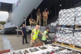 Inggris kirim bantuan senilai Rp60 miliar