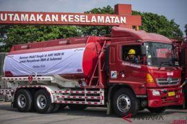 Pertamina mulai lancarkan BBM di Palu-Sigi-Donggala