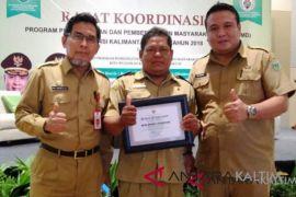 Pemprov Kaltim berikan penghargaan 12 desa berprestasi