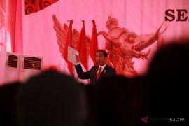 Jokowi: perlu 160 tahun selesaikan sertifikat tanah