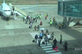 Garuda Layani Penerbangan Samarinda - Jakarta