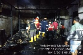Polisi Belum Pastikan Penyebab Kebakaran Tewaskan Tujuh Orang