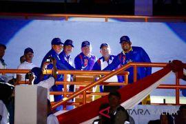 Porprov Terbesar,  Ribuan Atlet dan Penonton Padati Stadion Utama Kudungga