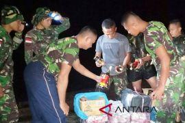 Satgas RI-Malaysia Sita 324 Botol Miras