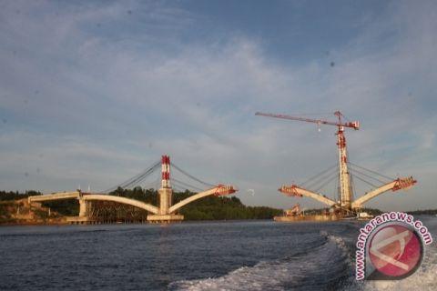 Pembangunan Jembatan Pulau Balang capai 58 persen