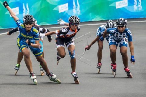 Atlet Kaltim raih emas kejuaraan sepatu roda di China