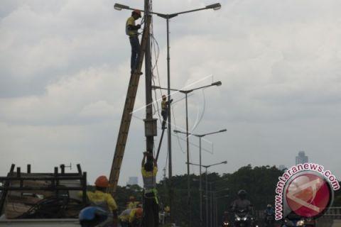 Pengoperasian Lampu PJU Penajam Terbentur Anggaran