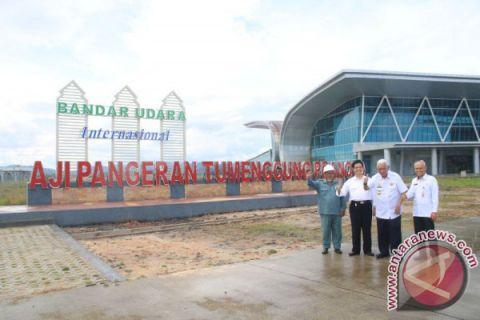 Bandara APT Pranoto Samarinda resmi beroperasi