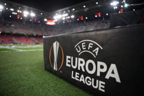 Hasil laga 16 besar Liga Europa
