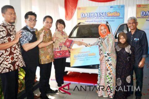 PT Astra Daihatsu beri apresiasi kepada pelanggan setia
