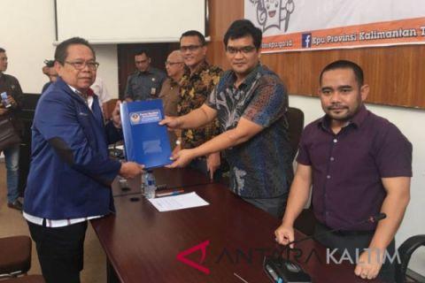 Nasdem Kaltim targetkan tiga besar Pemilu 2019