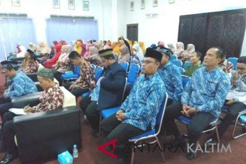 JSIT Paser  latih 100 orang guru  sekolah Islam terpadu