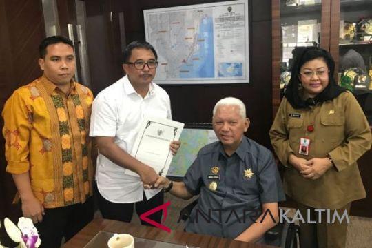 Dapat izin cuti Gubernur, Rizal Effendi bisa kampanye