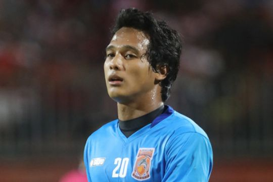 Kiper Borneo Muhammad Ridho kembali gabung timnas