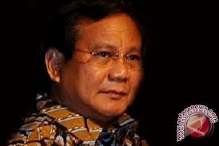 Penjelasan Prabowo soal Indonesia 2030
