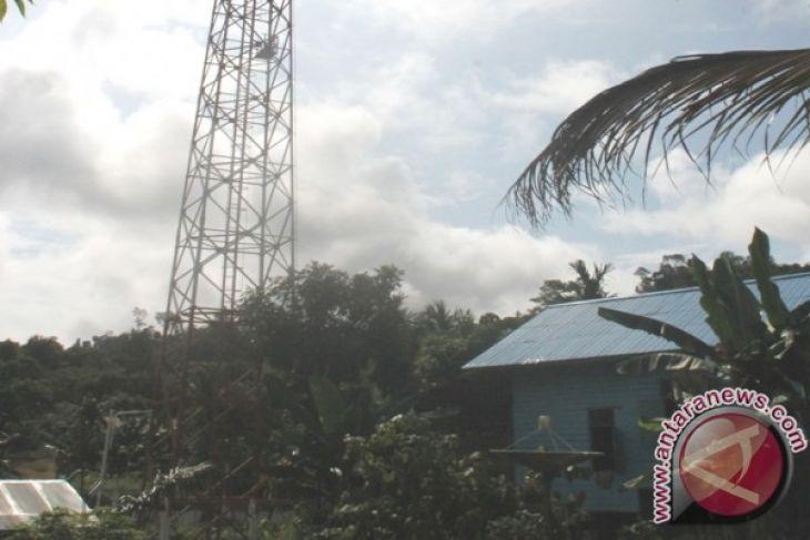 Tujuh menara telekomunikasi di Mahulu belum aktif