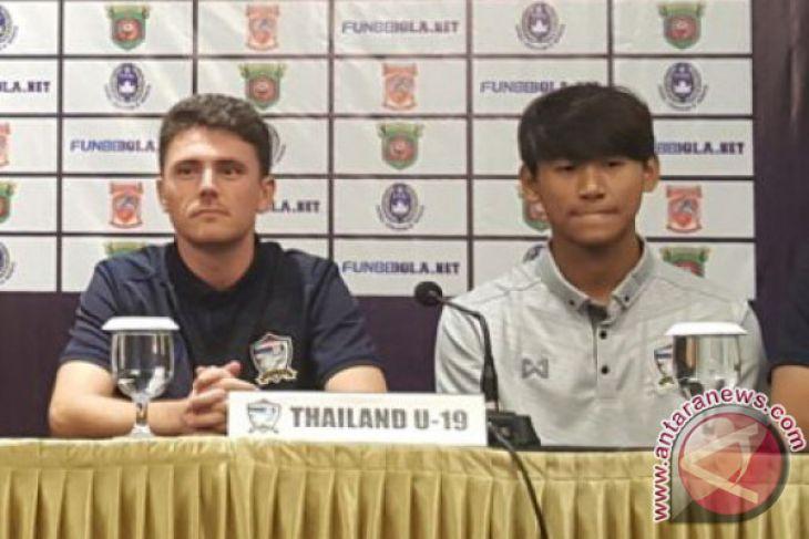 Timnas Thailand U-19 Tanpa Target Hadapi Borneo
