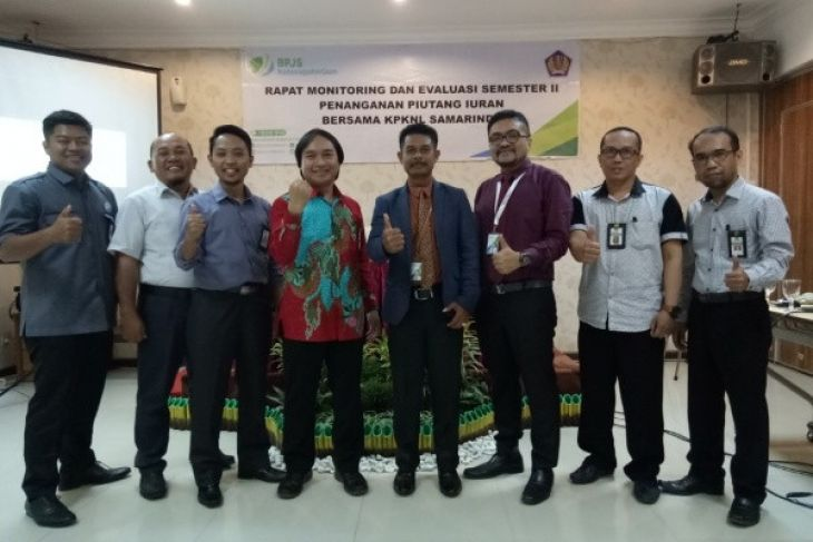 13 Perusahaan Penunggak Iuran BPJS-TK Diserahkan ke KPKNL Samarinda