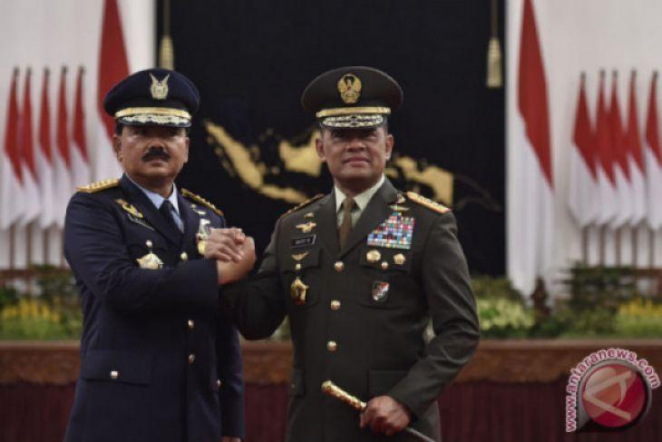 Gatot: Percepatan Sertijab Panglima TNI Hindari Kegamangan