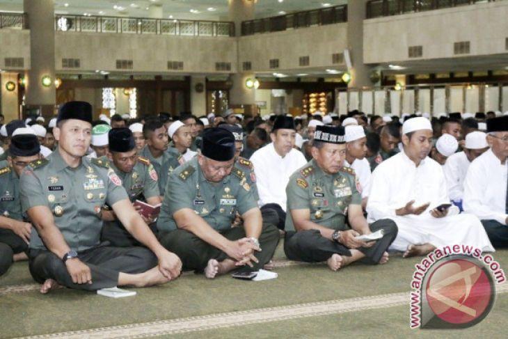 Kodam Mulawarman Doa Bersama Peringati Hari Juang