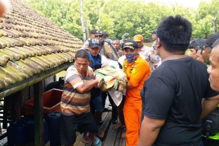 Ayah-anak tewas tenggelam di Sungai Manggar Balikpapan