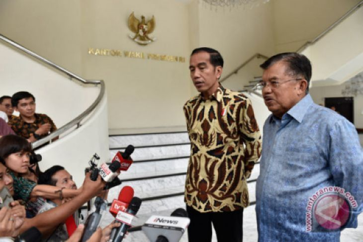 Ini kata JK soal kriteria cawapres pendamping Jokowi