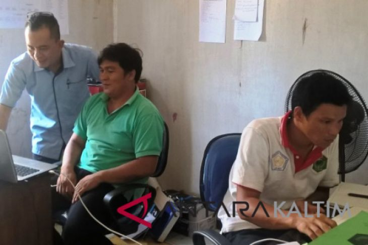 Tim teknis-DPMK Mahulu supervisi penyelesaian LPJ 2017