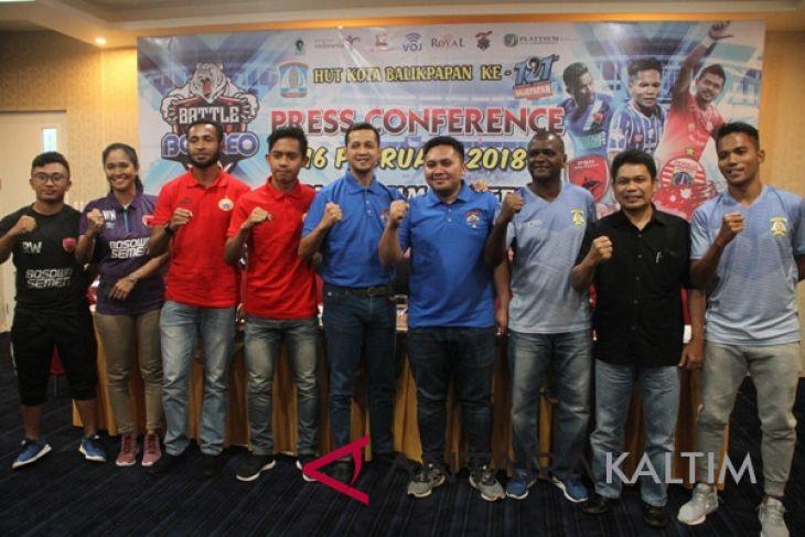 Trofeo Borneo hadirkan Persiba, PSM dan Persija