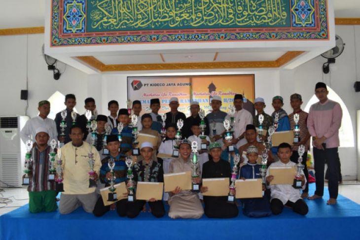 Ratusan pelajar ikuti kegiatan Semarak Pekan Ramadhan
