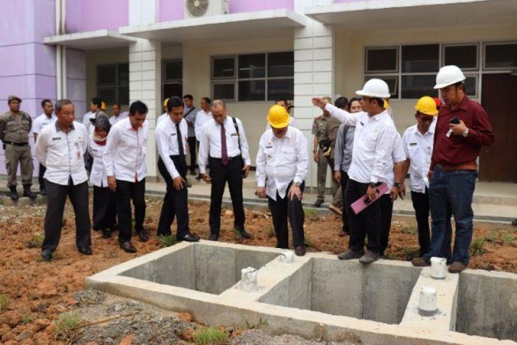 RSUD Paser rehabilitasi sejumlah bangunan untuk tingkatkan pelayanan
