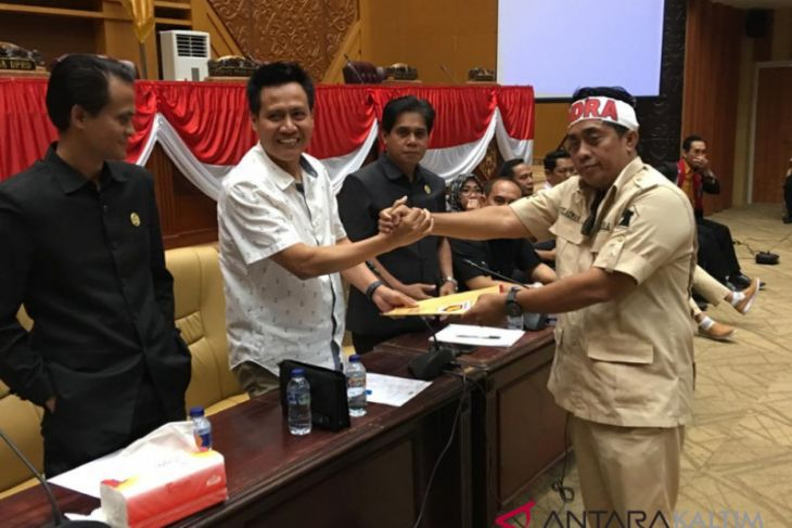 Tiga legislator Samarinda dilaporkan polisi terkait dugaan persekusi