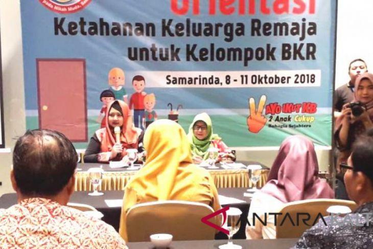 BKKBN gelar orientasi ketahanan keluarga bagi BKR
